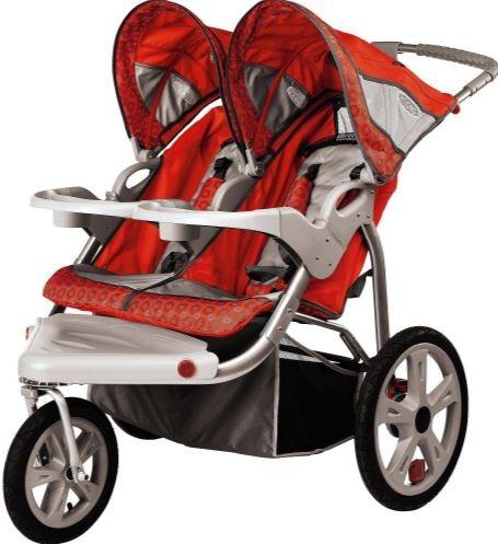 Best Double Jogging Stroller-Product Image-Instep Safari