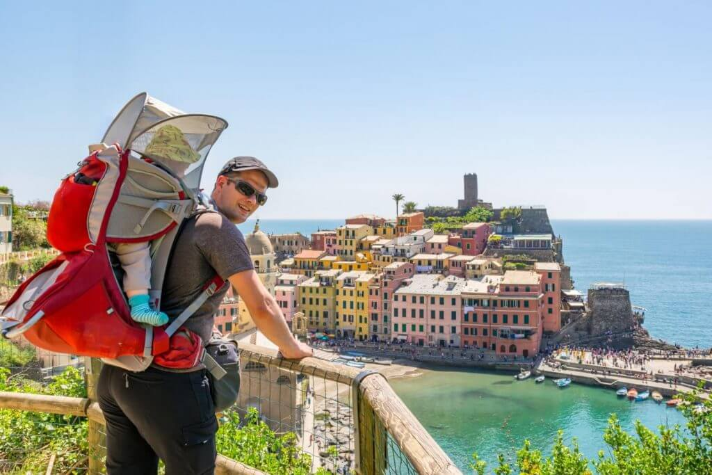 Best Baby Carrier for Hiking-Featured Image