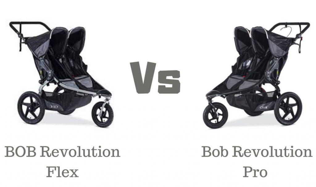 Bob-Revolution-Pro-Vs-Flex-stroller-Image