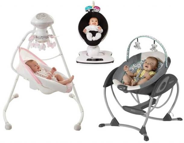 7-Best-Baby-Swing-For-Reflux-In-2020