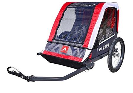 Allen-Sports-Steel-Bicycle-Trailer