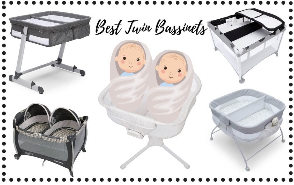 List-Of-8-Best-Bassinet-For-Twins