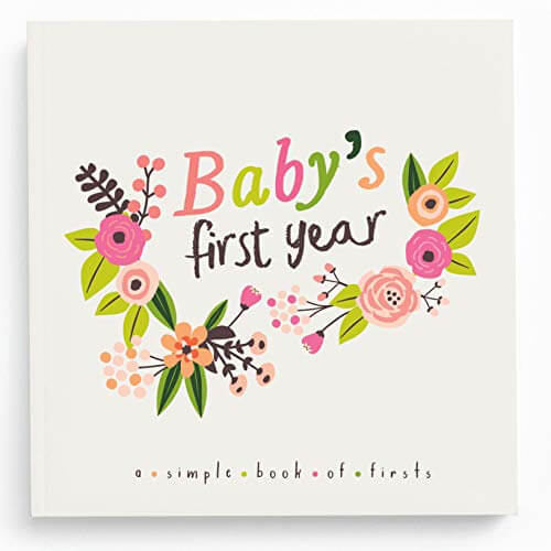Best-Gifts-For New-Moms-And-Dads-Baby-Journal