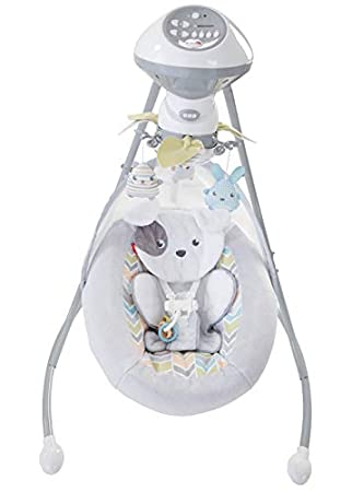 Fisher-Price-Sweet-Snugapuppy-Dreams-Cradle-And-Swing