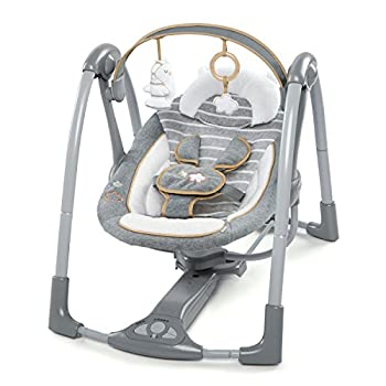 Ingenuity-Boutique-Collection-Swing-n-Go-Portable-Swing-Bella-Teddy