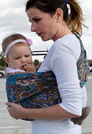 Lite-On-Shoulder-Ergonomic-Baby-Sling