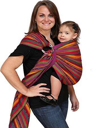 Maya-Wrap-Lightly-Padded-Ring-Sling