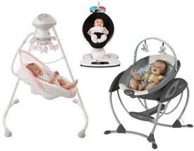 best-baby-swing-for-reflux-2020